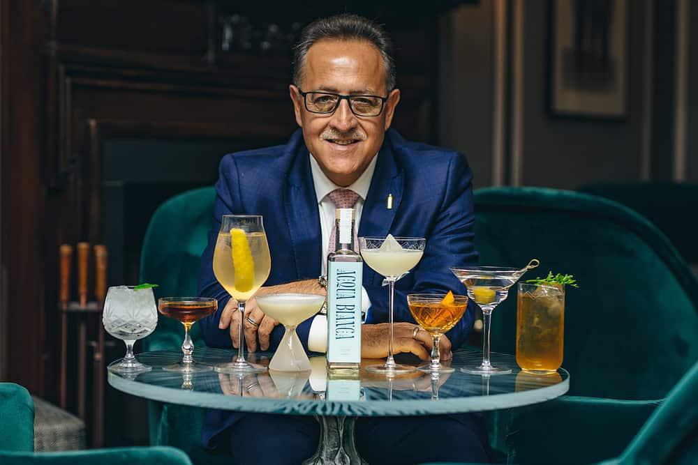 Breakfast martini creator
