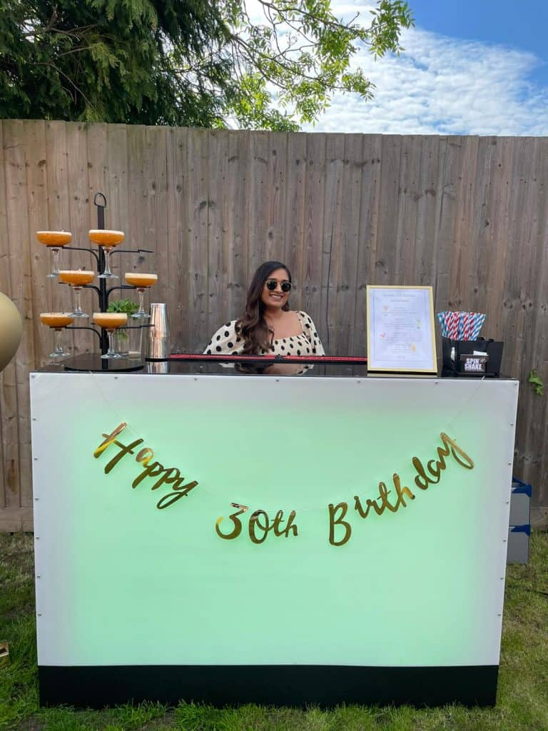 Dry bar hire service in coventry