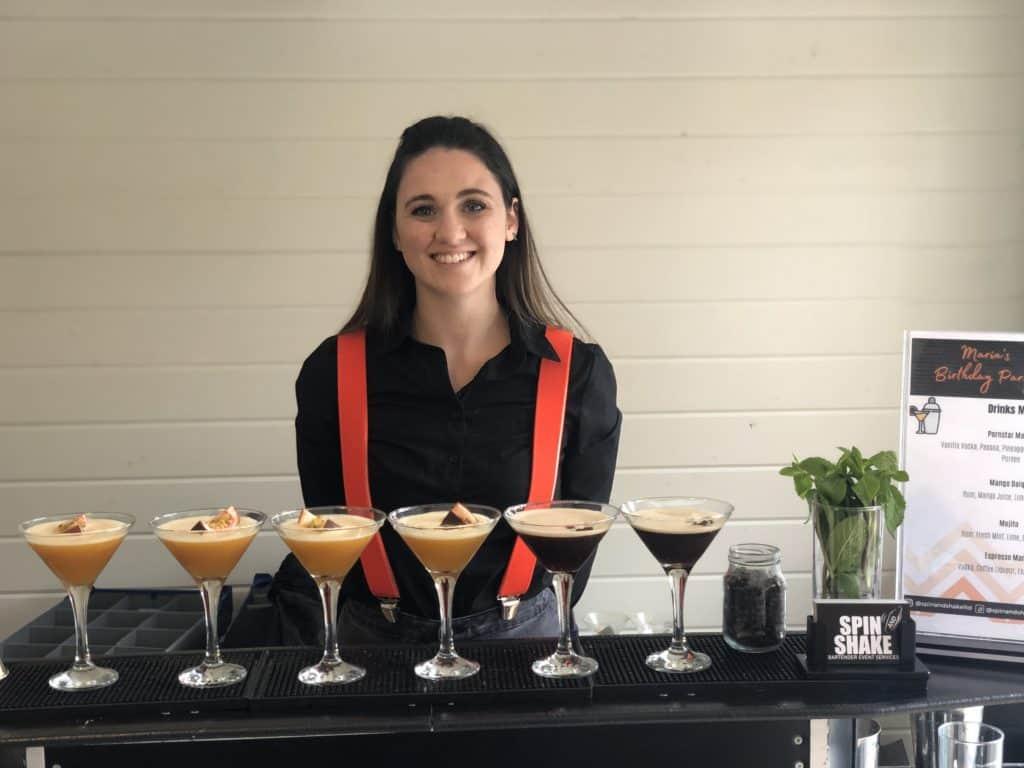 cocktail service in Surrey